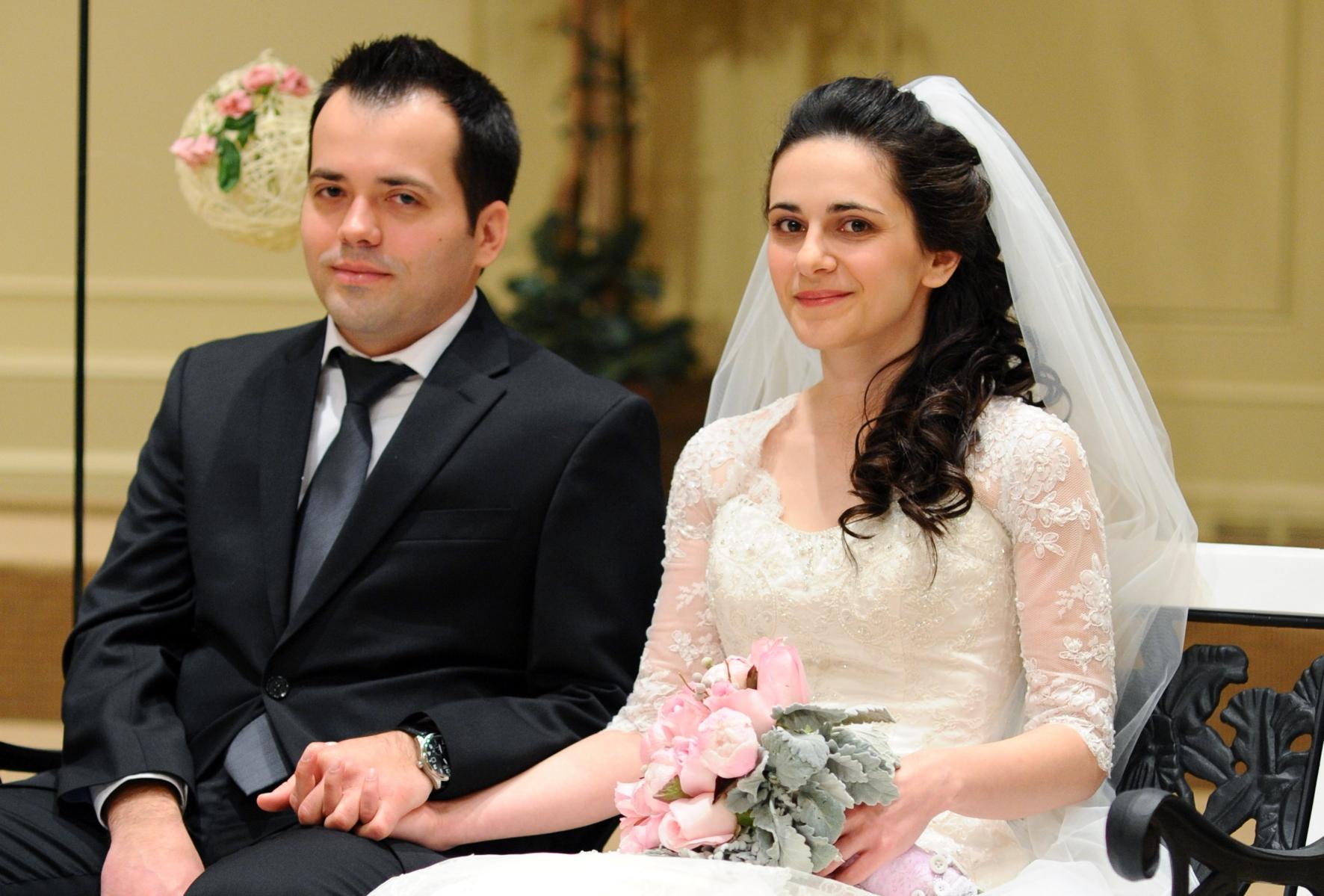 Andrew and Simona Roman