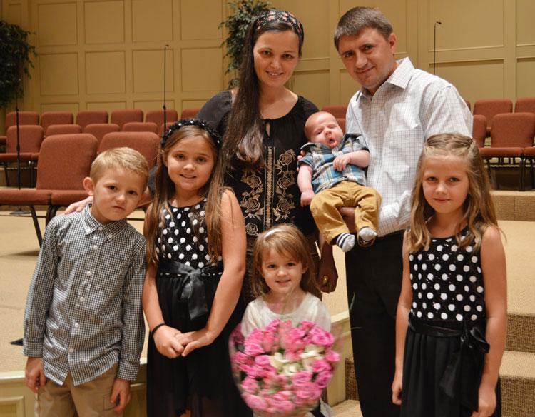 Familia Ababiy Binecuvântare
